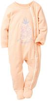 Jessica Simpson Pineapple Footie (Baby Girls)