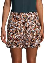 Robert Graham Women's Coraline Printed Silk Shorts