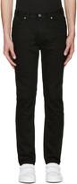 Helmut Lang Black Mr. 87 Jeans