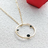 Anna Lou of London Birthstone Necklace