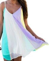 Yidarton Casual Summer Womens Dresses Teen Beach Party Evening Dresses