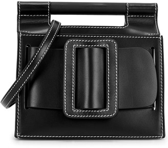 Boyy Romeo Big Stitch small leather cross-body bag