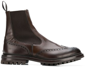 Tricker's Chelsea Boots