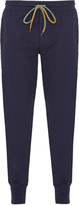 Paul Smith Tapered cotton-jersey pyjama trousers