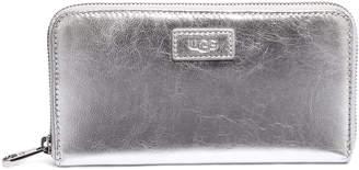UggUGG Honey Zip Leather Wallet