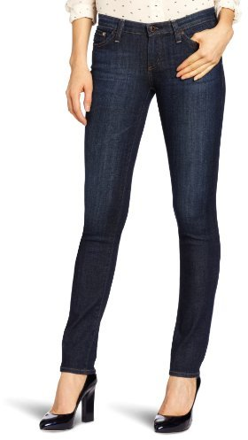 AG Adriano Goldschmied Women's Pvc Stilt Cigarette Leg Jean