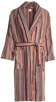 Paul Smith Multi-Stripe Robe