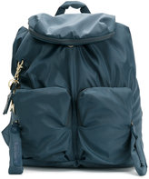 See by Chloe zipped cargo backpack