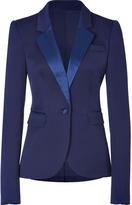 Rachel Zoe Royal Blue Hutton Tuxedo Blazer