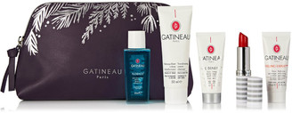 Gatineau Little Luxuries with Red Lip Balm (Worth 70.00)