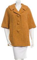Smythe Wool Short Sleeve Coat