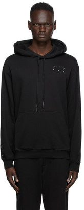 McQ Black Core Relaxed Hoodie