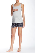 Majamas Sunrise Maternity/Nursing Tank & Short Pajama Set (Maternity)