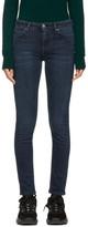Acne Studios Indigo Bla Konst Climb Jeans