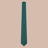 Burberry Modern Cut Silk Tie