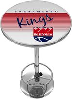 Sacramento Kings Hardwood Classics Chrome Pub Table