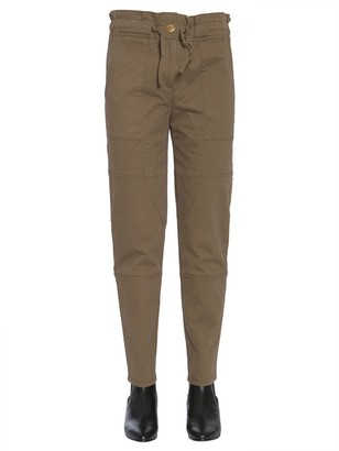 Boutique Moschino Gabardine Trousers