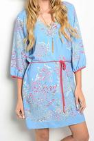 Pretty Little Things Floral Kimono Dress