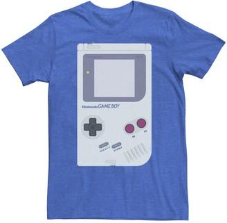 Nintendo Unbranded Men's Game Boy Handheld Console Tee