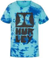 Hurley Boys 4-7 Tie-Dyed Logo Graphic Tee