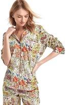 Gap Print long sleeve sleep shirt