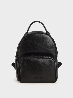 Charles & Keith Top Handle Backpack