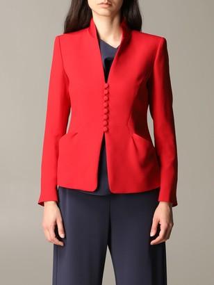 Emporio Armani Suit V-neck Jacket