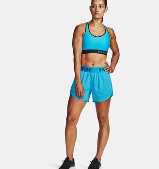 "Under Armour Women's UA Play Up 5"" Twist Shorts"
