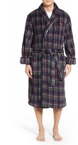 Tommy Bahama Men's Plaid Robe