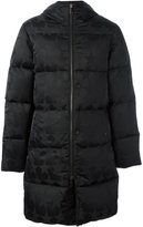 Ports 1961 star print padded coat - men - Cotton/Feather Down/Polyamide/Viscose - 46