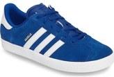 adidas Gazelle Fall Pack Sneaker (Big Kid)