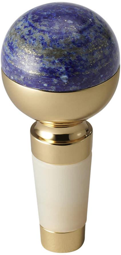 AERIN Sphere Stone Bottle Stopper - Lapis