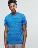 Ymc Chest Pocket T-shirt In Space Dye