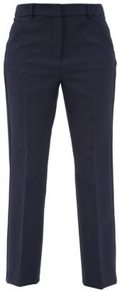 Max Mara Leone Trousers - Dark Blue