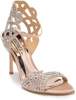 Badgley Mischka Amery Embellished Sandal