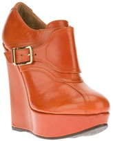 DSquared DSQUARED2 wedge bootie