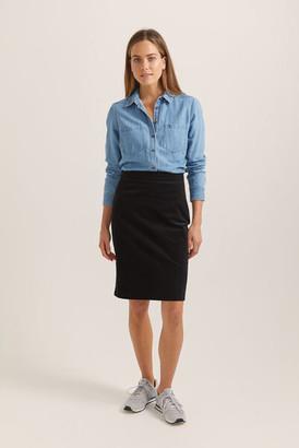 Sportscraft Mae Velvet Skirt
