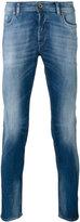 Diesel stonewashed slim-fit jeans