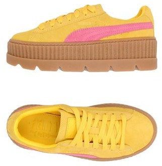 FENTY PUMA by Rihanna CLEATED CREEPER SUEDE WN'S Low-tops & sneakers