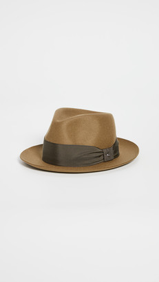 Rag & Bone Trilby Drape Band Hat