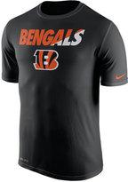 Nike Men's Cincinnati Bengals Dri-FIT Practice T-Shirt