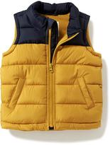 Old Navy Colorblock Frost Free Vest for Toddler