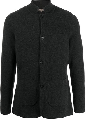 N.Peal Cashmere Shirt Jacket