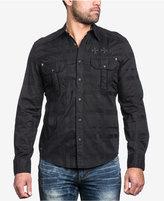 Affliction Men's Keep Cruising Woven Shirt
