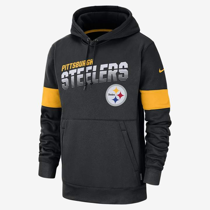 new product afce9 87a4e Men's Hoodie Therma (NFL Steelers)
