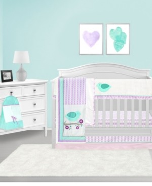 Pam Grace Creations 6 Piece Crib Bedding Set Bedding