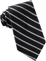 Michael Kors Stripe Silk Tie