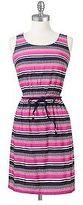 Tommy Hilfiger Women's Stripe Tank Dress