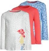 Mothercare 3 PACK Print Tshirt blue
