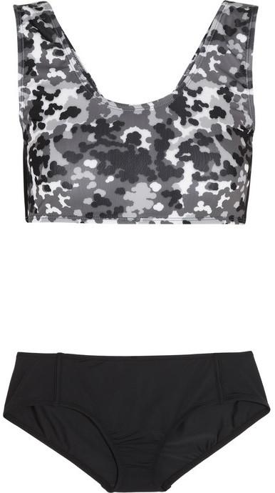 Beth Richards Lara & Kate camouflage-print bikini